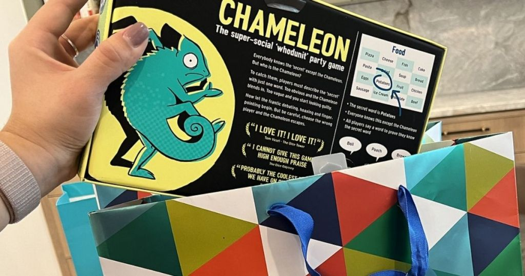 Amazon Lightning Deal: The Chameleon Committee Crippled Conscionable $14.44 (regularly $20) – Collin's Household Loves This!