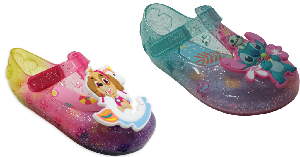 Character Jelly Shoes
