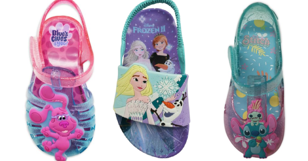 Character Sandals