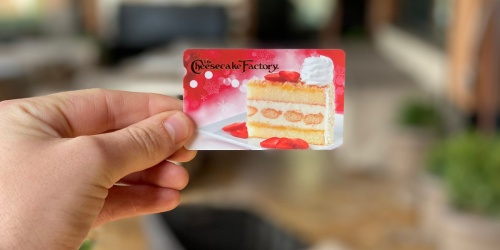 *RARE* 15% Off eGift Cards on Target.com | The Cheesecake Factory, Outback, Domino's & More