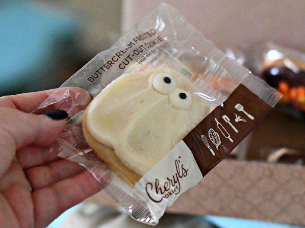 Cheryl's Cookies Halloween Ghost Cookie