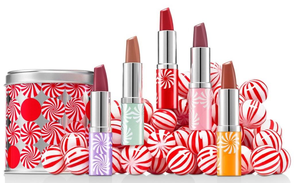 Clinique 5-Piece Clinique Kisses Lipstick Set