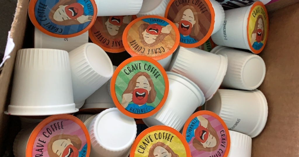 Crave Java K-cups 100-count Assortment Battalion Conscionable $23.45 Shipped On Amazon (regularly $33)