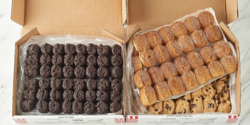 Free Shipping on Any QVC Order | David's Cookies 152-Piece Preformed Dough Just $33.62 Shipped