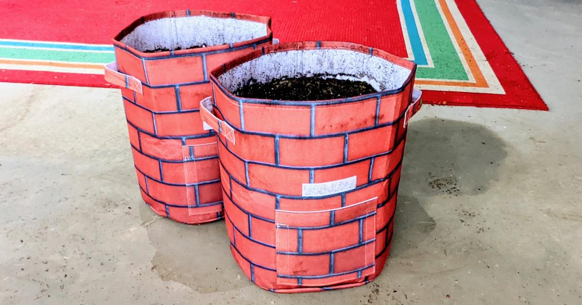 DeGardena Garden Pots Grow Bag