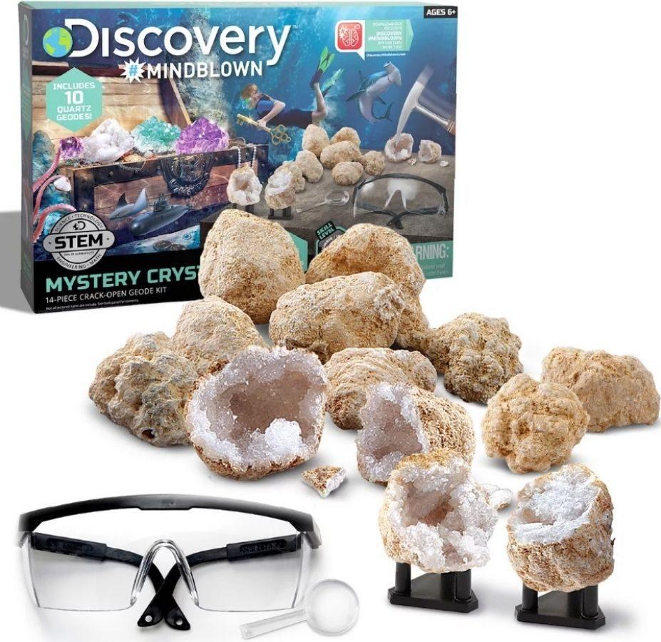 Discover Mindblown Geode Set