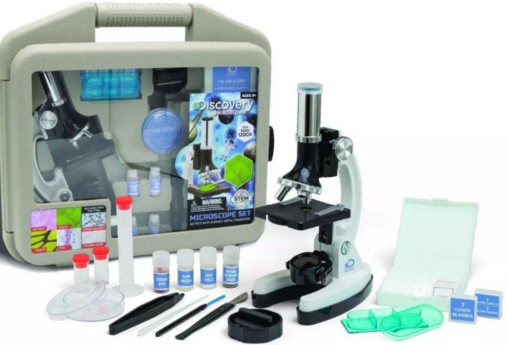 Discover Mindblown Microscope Set