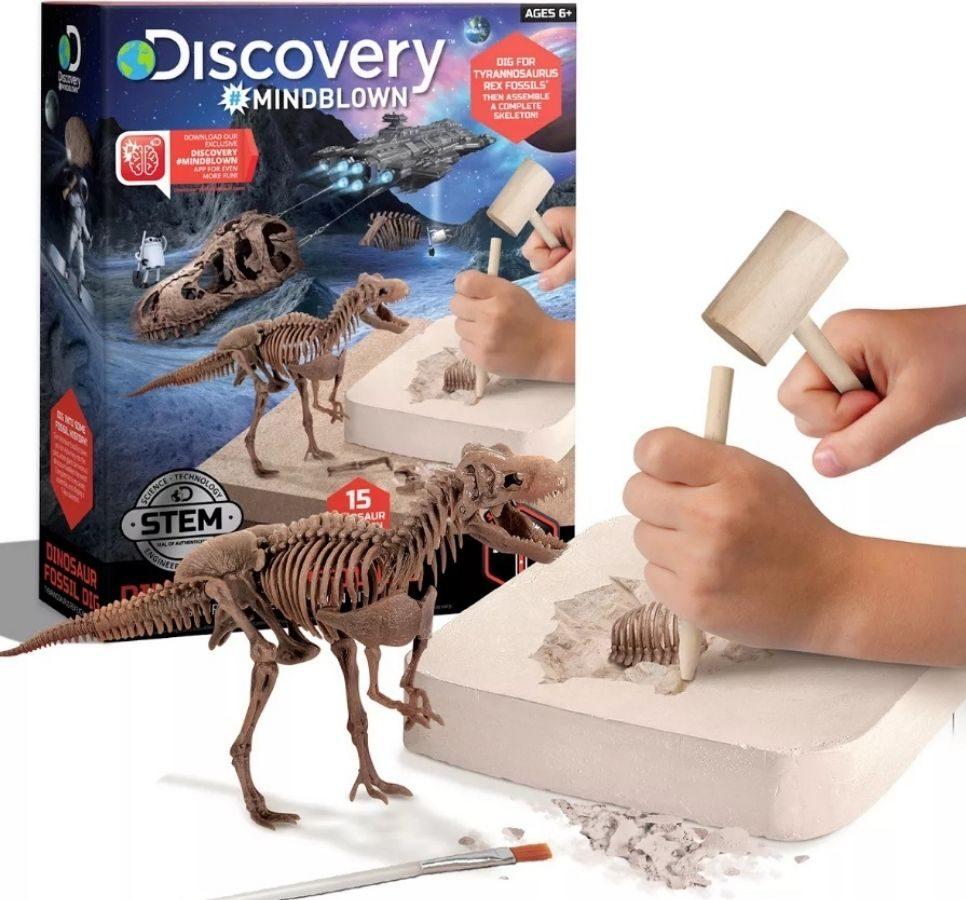 Discovery Dinosaur Excavation
