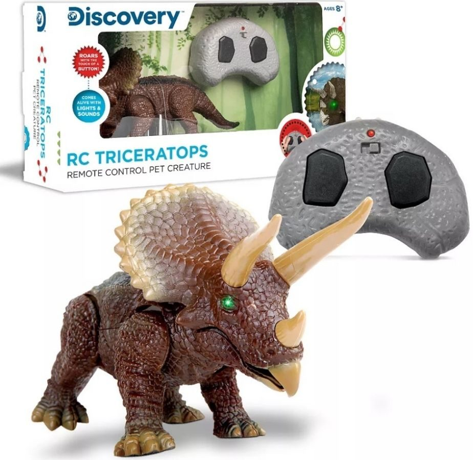 Discovery RC Triceratops