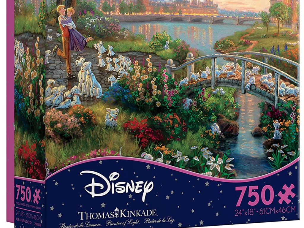 Disney Dreams, 101 Dalmatians Jigsaw Puzzle,