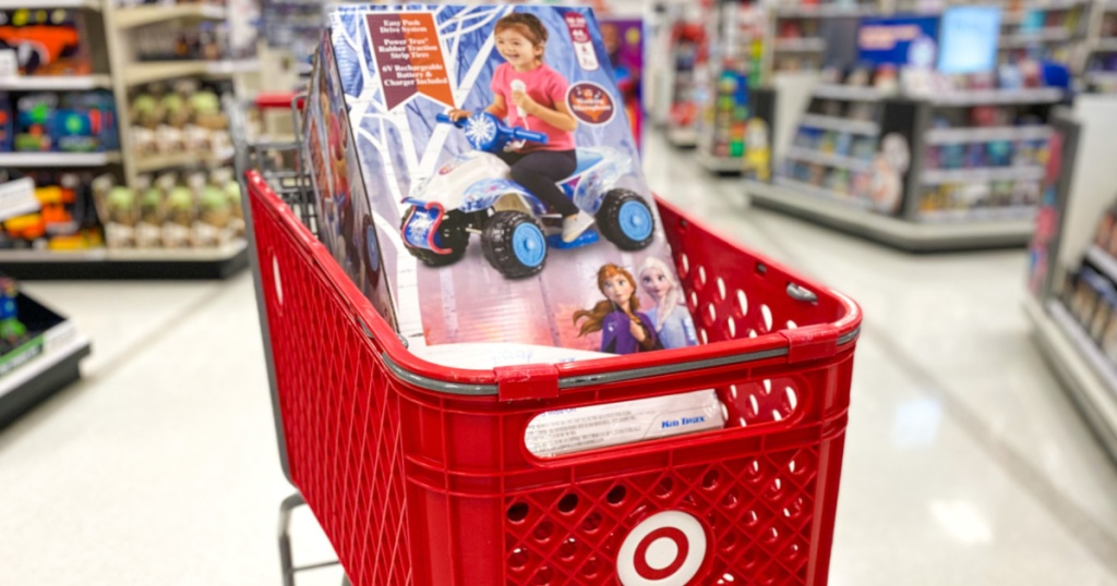 Disney Frozen 2 Powered Ride-on Conscionable $59.99 Shipped On Mark.com (regularly $85)
