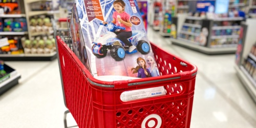 Disney Frozen 2 Powered Ride-On Just $59.99 Shipped on Target.com (Regularly $85)