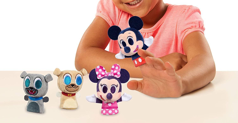 Disney Junior Finger Puppets