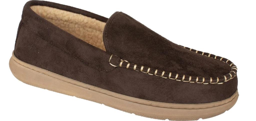 brown slipper