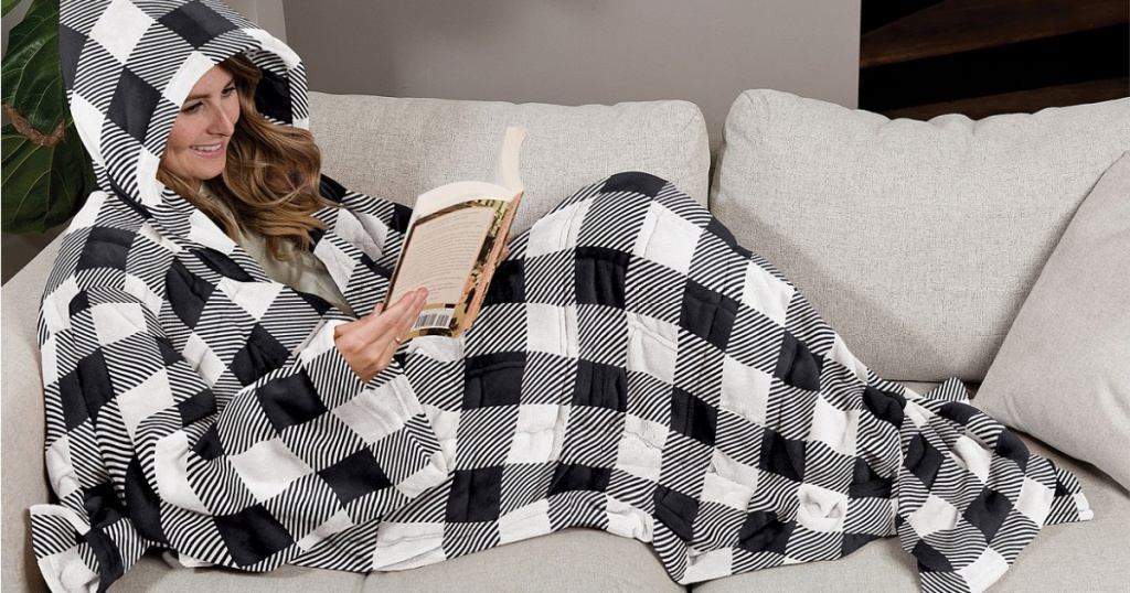 Wearable Weighted Blankets Lone $34.99 Shipped On Macy's.com | 11 Plan Options