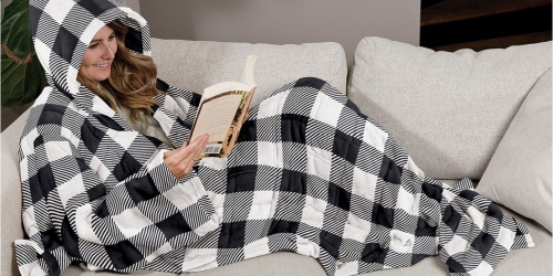 Wearable Weighted Blankets Only $34.99 Shipped on Macy's.com | 11 Design Options
