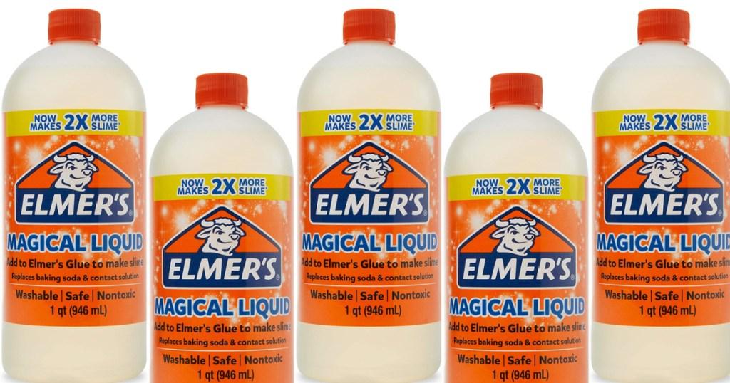 Elmer's Glue Magical Liquid Activator Solution, 1 Quart