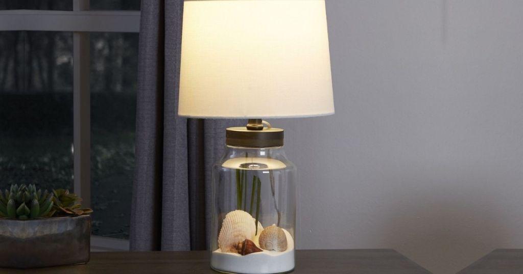 Fillable Lamp