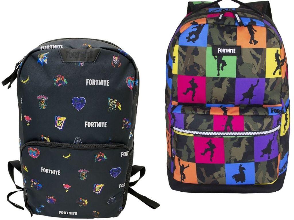 two Fortnite Backpacks
