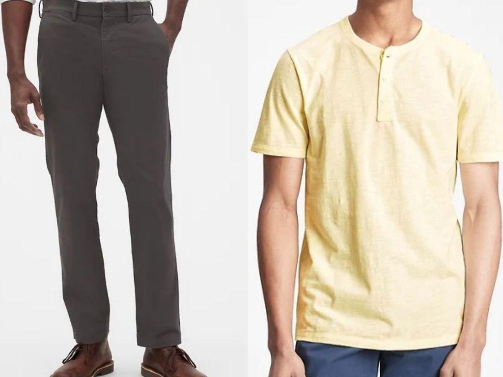 GAP Men's Clothing
