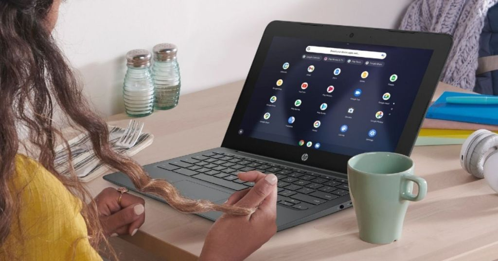 Hp Chromebook Lone $99 Shipped On Bestbuy.com (regularly $259) | Achromatic Friday Terms Warrant