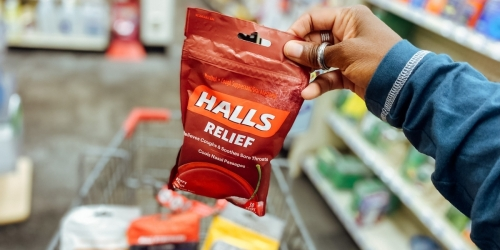 Print This Coupon Now to Save $1.50/1 Halls Product