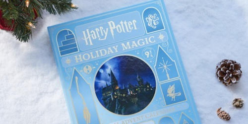 Harry Potter Holiday Magic 25 Day Advent Calendar Only $19.62 on Amazon (Regularly $30)