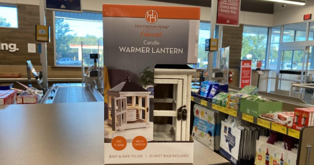 candle warming lantern