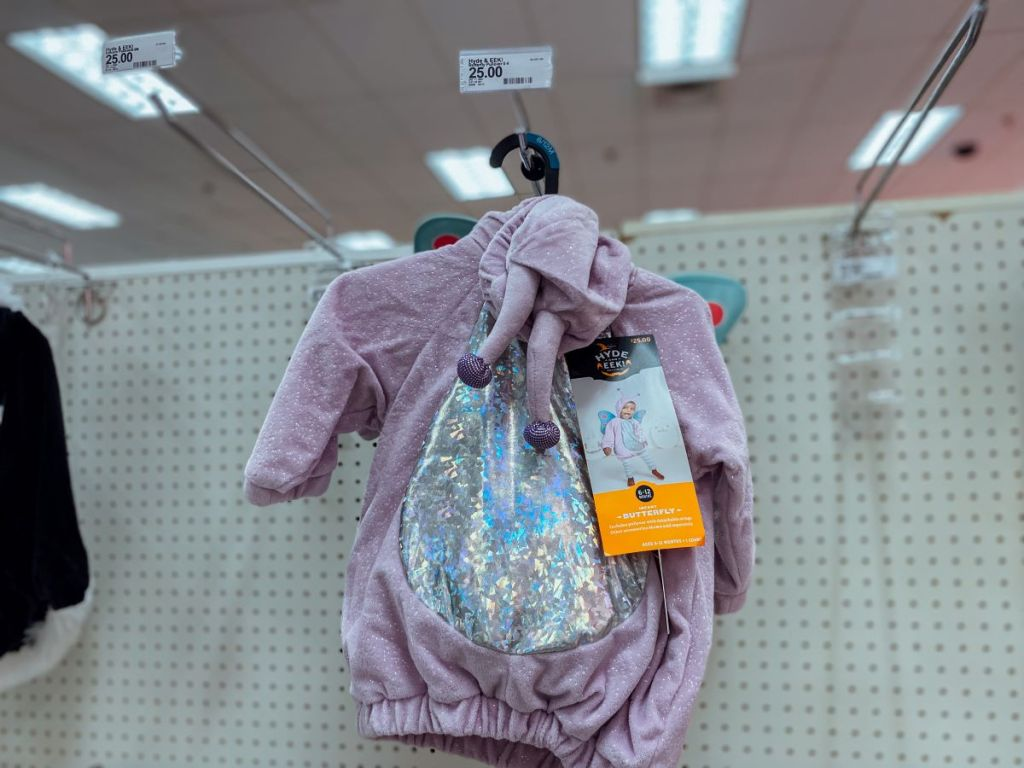 butterfly costume at Target