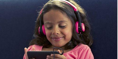 JLab JBuddies Folding Kids Headphones w/ Safe Volume Regulator Only $5.84 on Target.com (Regularly $20)