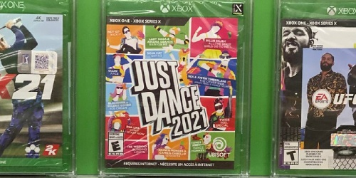 Just Dance 2021 Only $14.99 on Amazon (Regularly $50) | PS4 & Xbox One