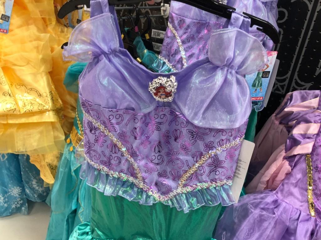 Kids' Deluxe Disney Princess Ariel Halloween Costume