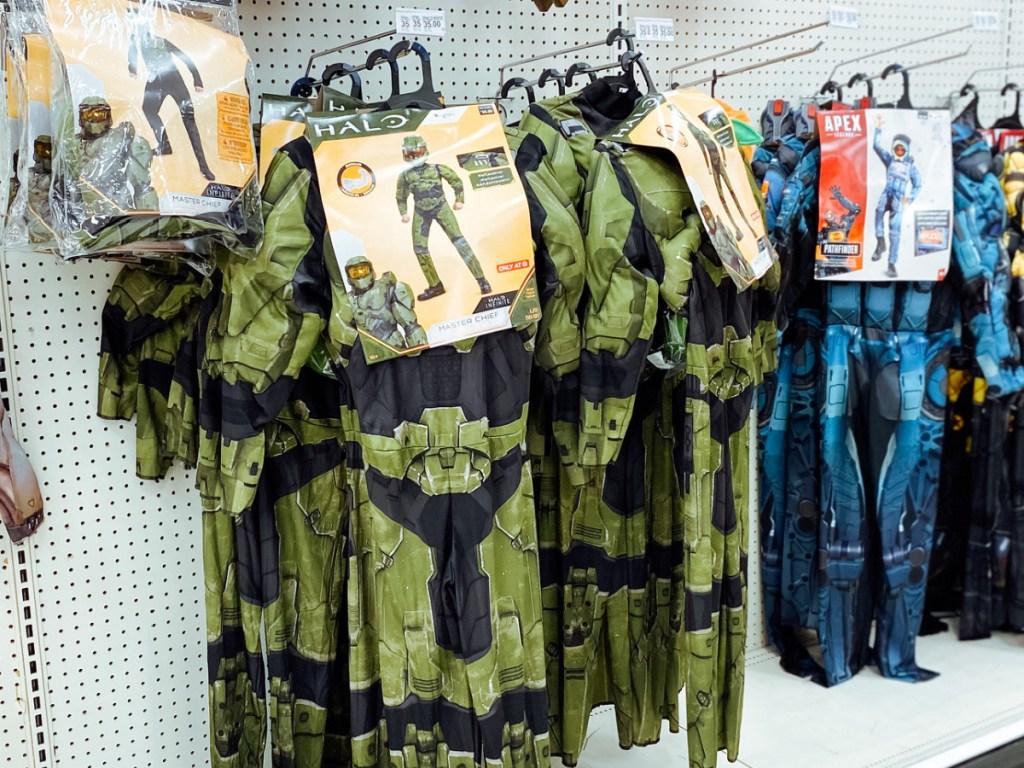 Kids' Deluxe Halo Master Chief Infinite Halloween Costume