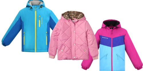 Kids Winter Jackets from $12.99 Shipped on Woot.com