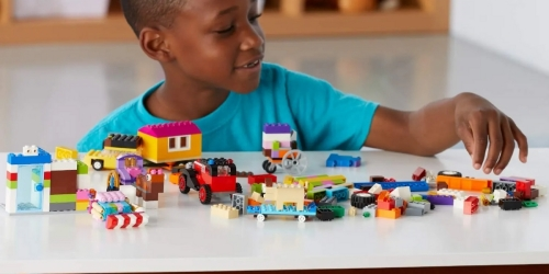 LEGO Classic Bricks On a Roll Set Only $20 on Walmart.com (Regularly $30) – Black Friday Pricing!