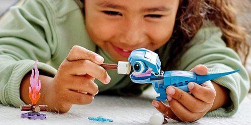 LEGO Disney Frozen 2 Bruni The Salamander Only $10.39 on Amazon