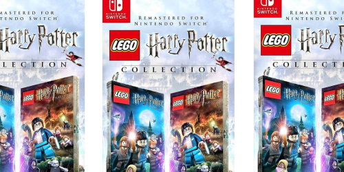 LEGO Harry Potter Collection for Nintendo Switch Only $19.88 on Amazon (Regularly $40)
