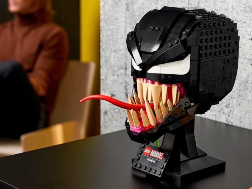 LEGO Super Heroes Venom Head