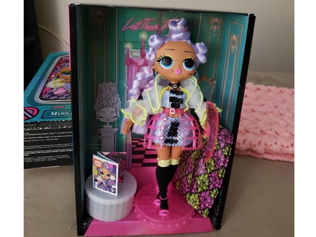 lol surprise dance miss royale fashion doll