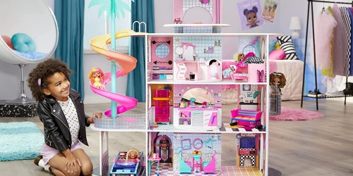 LOL Surprise OMG House of Surprises Doll Playset Just $138 Shipped on Target.com (Regularly $230)