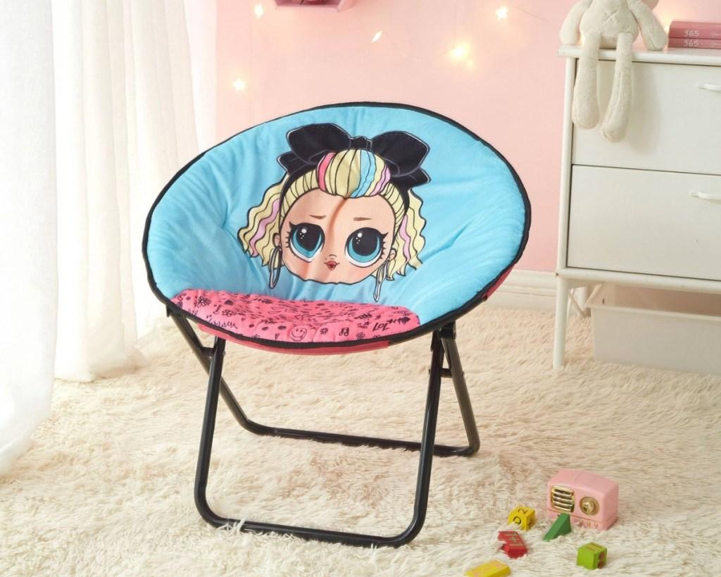 LOL surprise saucer chair
