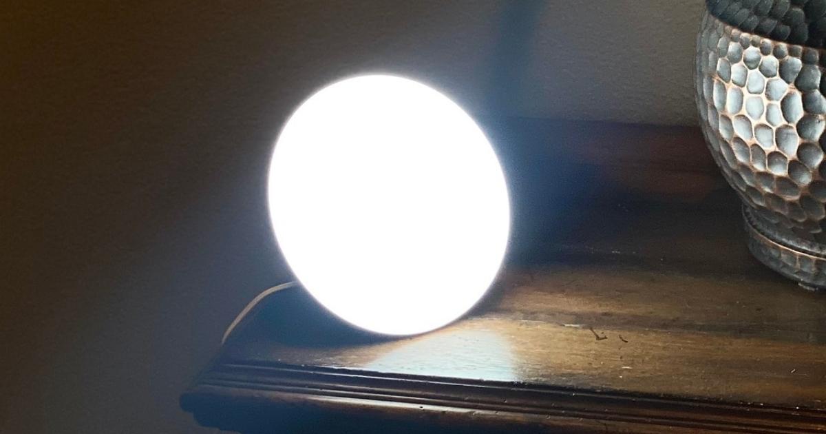 Lastar Sunlight Therapy Lamp w/ Touch Contro