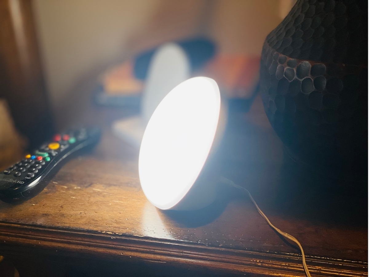 Lastar Sunlight Therapy Lamp w/ Touch Control