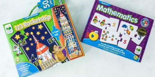 Learning Journey Match-It Mathematics + 123 Rocketship Bundle Only $7.37 on Amazon (Just $3.68 Each)