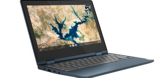 Lenovo Chromebook 2-in-1 Laptop Only $99 Shipped on Walmart.com (Reg. $279) | Starts at 3 EST