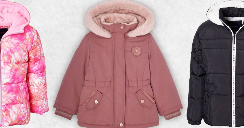 Constricted Too Girls Jackets Lone $19.99 On Zulily (regularly $95)