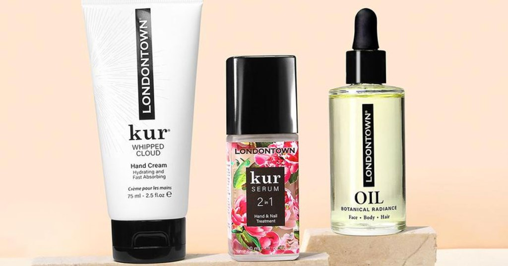 Other 25% Off Londontown Cleanable Appearance Products Including Hair, Tegument & Nailcare