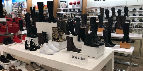 Up to 50% Off Women's Shoes on Macys.com + Free Shipping | Sneakers, Boots & More