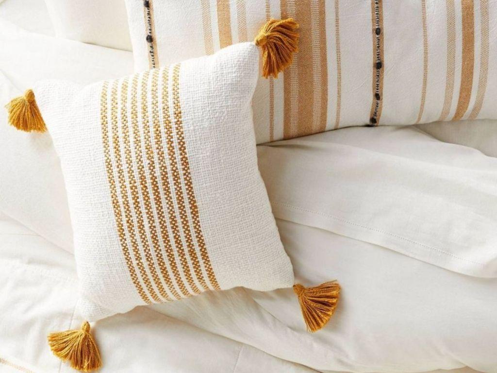 Magnolia Throw Pillow Target