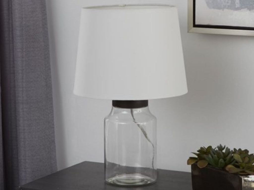 Mainstays Refillable Lamp